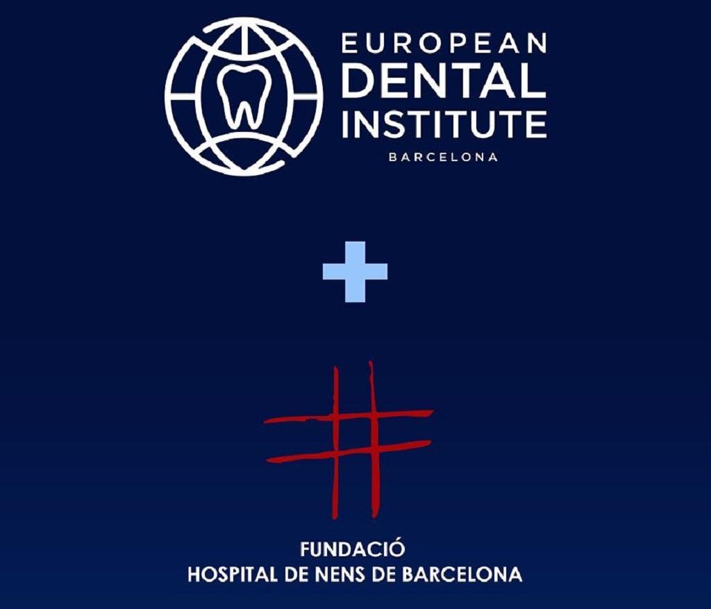 convenio de colaboración con la Fundación Hospital de Nens de Barcelona